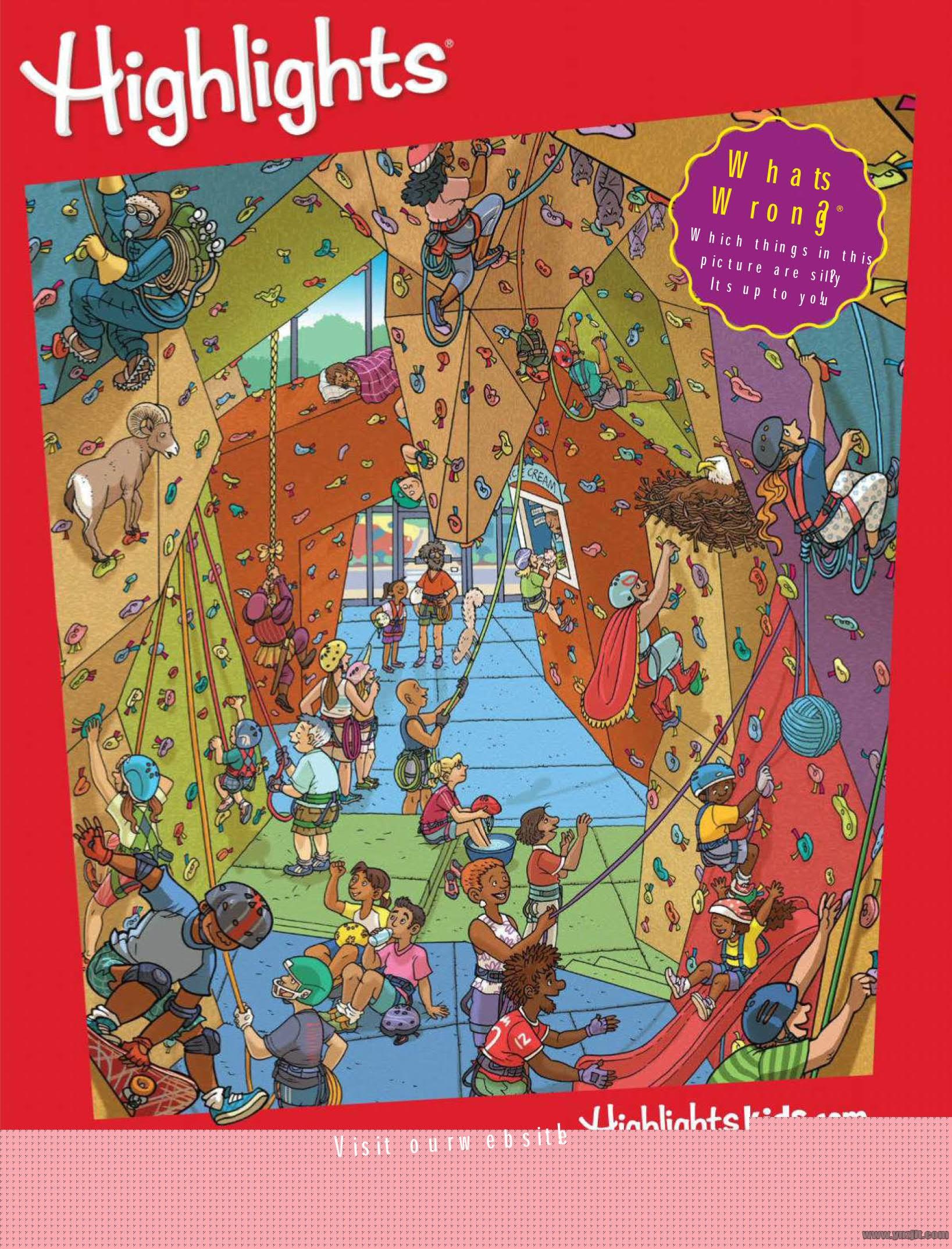 Highlights儿童英语杂志2.jpg