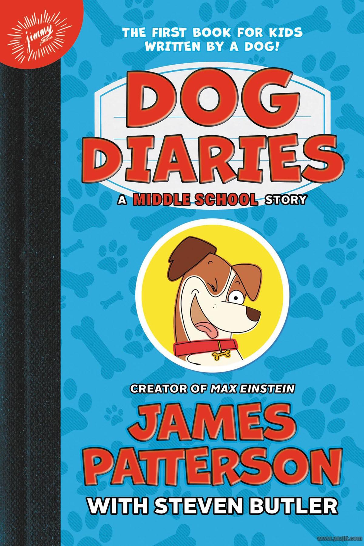 James Patterson - [Dog Diaries 01] - Dog Diaries.jpg